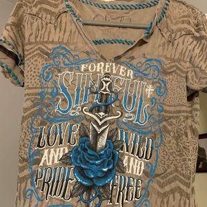 Sinful shirt